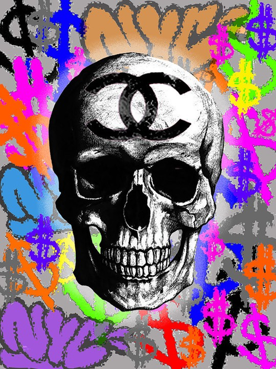 Image of Chanel Skull
