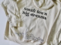 Image of Small Town Big Dreams Hoodie