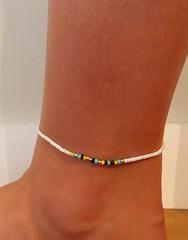 Image of Beaded Anklet/Bracelets