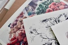 Image of Peachy Keen (Art Print)
