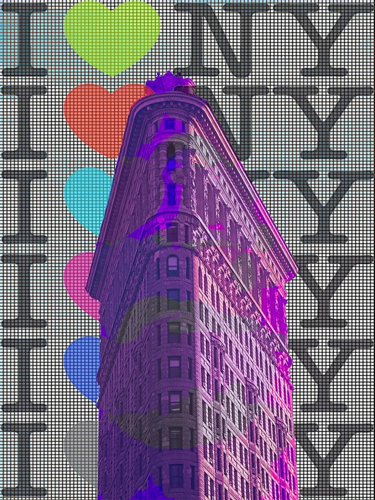 Image of I heart new york