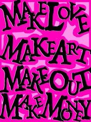 Image of make art