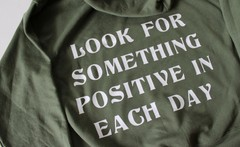 Image of Look For Positivity Hoodie