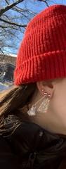 Image of Resin Earrings