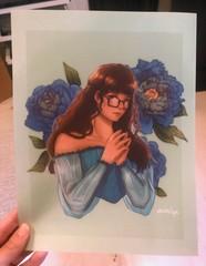 "Image of ""Peony"" Print"