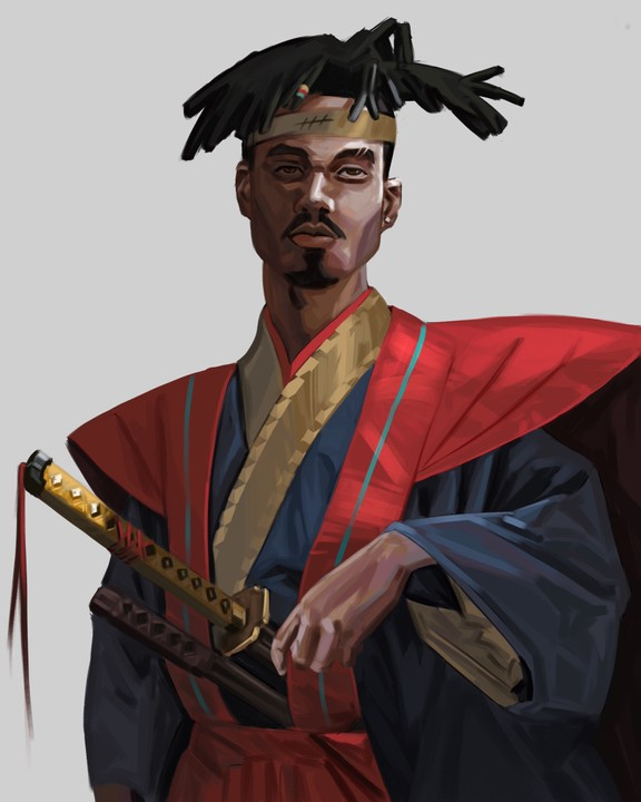 Image of Dreaded Samurai