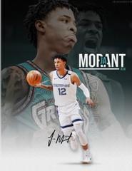 Image of Ja Morant Poster