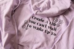 Image of Create A Life Hoodie