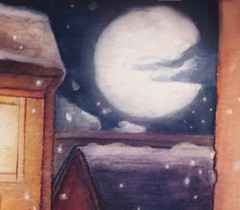 "Image of ""Night Walk"" Print"