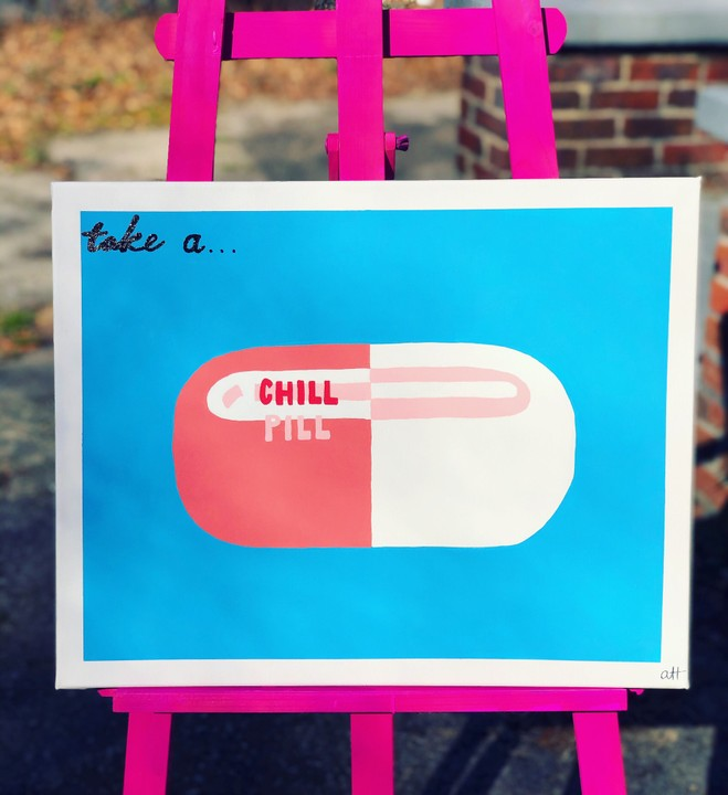 Image of Chill Pill