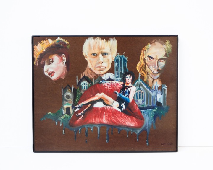 Image of Rocky Horror Print