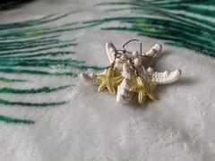 Image of Seastar Earrings