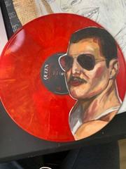 Image of Freddie Mercury Vinyl No. 1