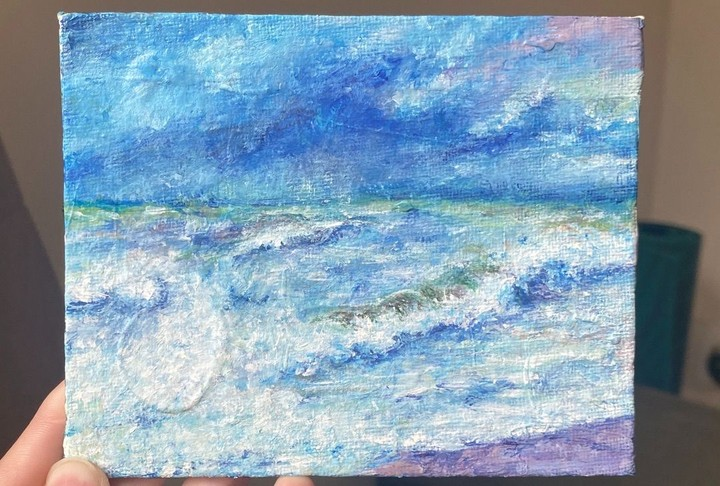 Image of Renoir Ocean