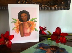 """Image of """"Lily"""" Print"""