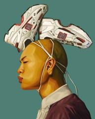 Image of Sneaker Head