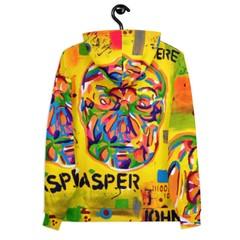 Image of Jasper Johns Hoodie