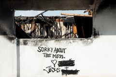 Image of Sorry about the mess.