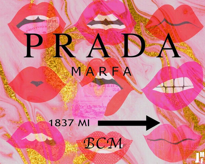 Image of prada marfa