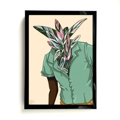 Image of Triostar Plant Person