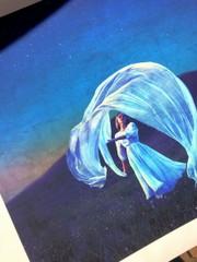 Image of Moon Dance giclee print