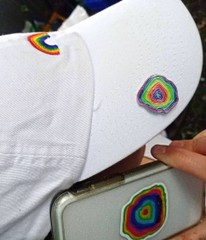 Image of Rainbow Stickers