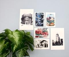 Image of Concrete Jungle (Art Print)