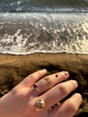 Image of Jasper Ring (Silver)