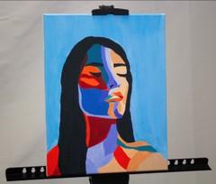 Image of Original Acrylic Painting