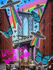 Image of wish you were in brooklyn