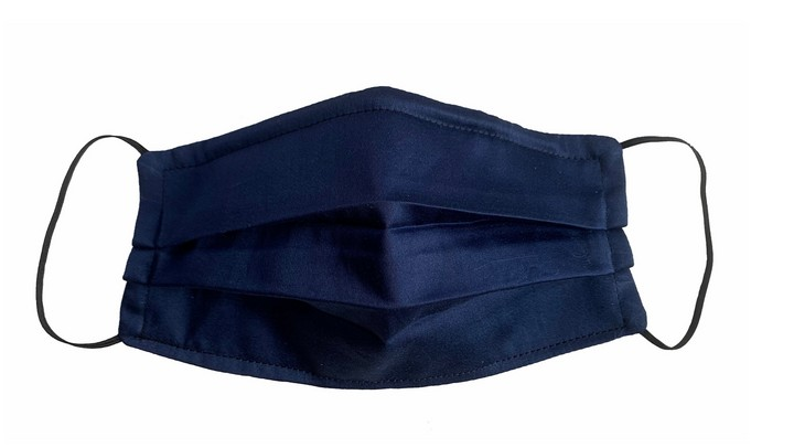 Image of Navy Blue Mask