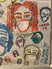 Image of Covid Art