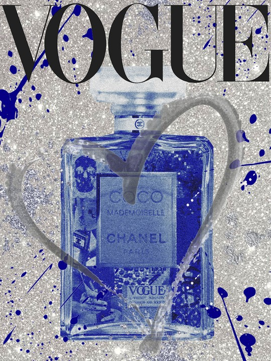 Image of vogue perfume