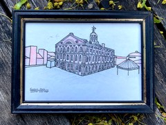 Image of Faneuil Hall Drawing