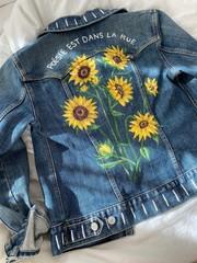 Image of Sunflower Denim Jacket