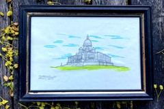 Image of Providence State House