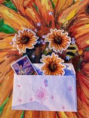 Image of Sunflower Sticker