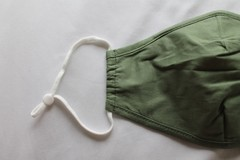 Image of Army Green Face Mask