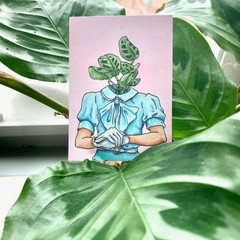 Image of Prayer Plant Head