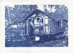 Image of Boat Man-The Print