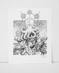 Image of Cthulhu Print