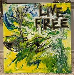 Image of Live Free
