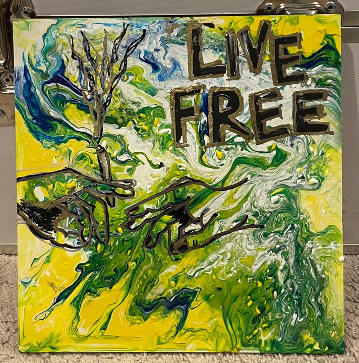 Image of Live Free
